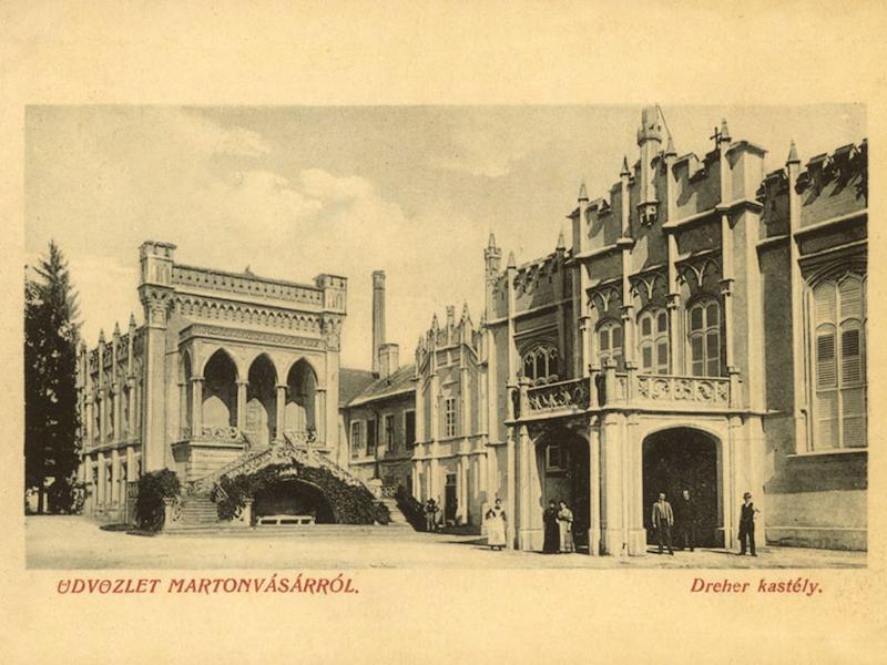 A legangolabb magyar kastély
